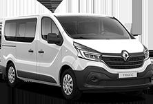 Renault Trafic 9 míst